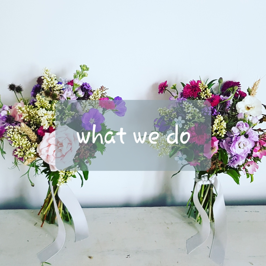 what we do bridesmaids bouquets beautifully natural